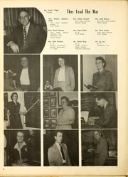 Page 10, 1949 Edition, Ossian High School - Oracle Yearbook (Ossian, IN) online yearbook collection
