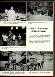 Page 13, 1963 Edition, Ossian High School - Oracle Yearbook (Ossian, IN) online yearbook collection