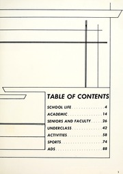 Page 7, 1963 Edition, Ossian High School - Oracle Yearbook (Ossian, IN) online yearbook collection