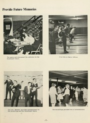 Page 11, 1964 Edition, Ossian High School - Oracle Yearbook (Ossian, IN) online yearbook collection