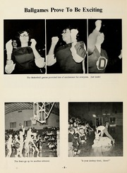 Page 12, 1964 Edition, Ossian High School - Oracle Yearbook (Ossian, IN) online yearbook collection