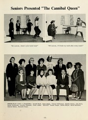 Page 9, 1964 Edition, Ossian High School - Oracle Yearbook (Ossian, IN) online yearbook collection