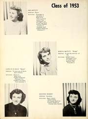 Page 10, 1953 Edition, Leo High School - Oracle Yearbook (Leo, IN) online yearbook collection