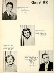 Page 12, 1953 Edition, Leo High School - Oracle Yearbook (Leo, IN) online yearbook collection