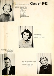 Page 15, 1953 Edition, Leo High School - Oracle Yearbook (Leo, IN) online yearbook collection