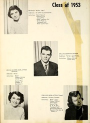 Page 16, 1953 Edition, Leo High School - Oracle Yearbook (Leo, IN) online yearbook collection