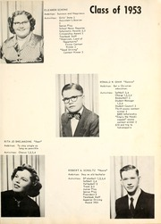 Page 17, 1953 Edition, Leo High School - Oracle Yearbook (Leo, IN) online yearbook collection