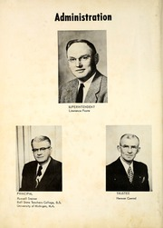 Page 6, 1953 Edition, Leo High School - Oracle Yearbook (Leo, IN) online yearbook collection