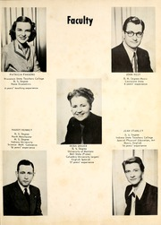Page 7, 1953 Edition, Leo High School - Oracle Yearbook (Leo, IN) online yearbook collection
