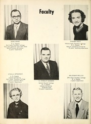 Page 8, 1953 Edition, Leo High School - Oracle Yearbook (Leo, IN) online yearbook collection