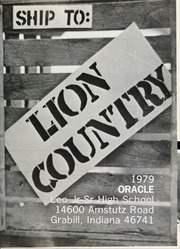 Page 5, 1979 Edition, Leo High School - Oracle Yearbook (Leo, IN) online yearbook collection