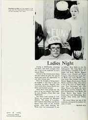 Page 12, 1984 Edition, Leo High School - Oracle Yearbook (Leo, IN) online yearbook collection