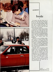 Page 7, 1984 Edition, Leo High School - Oracle Yearbook (Leo, IN) online yearbook collection