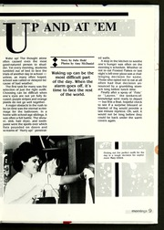Page 13, 1987 Edition, Leo High School - Oracle Yearbook (Leo, IN) online yearbook collection