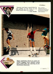 Page 7, 1987 Edition, Leo High School - Oracle Yearbook (Leo, IN) online yearbook collection