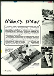 Page 8, 1987 Edition, Leo High School - Oracle Yearbook (Leo, IN) online yearbook collection