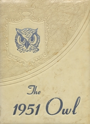 Reagan County High School - Owl Yearbook (Big Lake, TX) online yearbook collection, 1951 Edition, Page 1