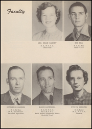 Page 15, 1951 Edition, Reagan County High School - Owl Yearbook (Big Lake, TX) online yearbook collection