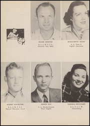 Page 16, 1951 Edition, Reagan County High School - Owl Yearbook (Big Lake, TX) online yearbook collection