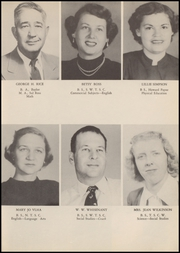 Page 17, 1951 Edition, Reagan County High School - Owl Yearbook (Big Lake, TX) online yearbook collection
