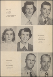 Page 15, 1952 Edition, Reagan County High School - Owl Yearbook (Big Lake, TX) online yearbook collection