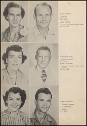 Page 16, 1952 Edition, Reagan County High School - Owl Yearbook (Big Lake, TX) online yearbook collection