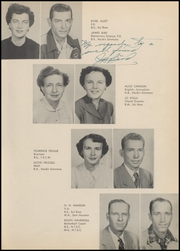 Page 17, 1953 Edition, Reagan County High School - Owl Yearbook (Big Lake, TX) online yearbook collection