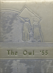 Reagan County High School - Owl Yearbook (Big Lake, TX) online yearbook collection, 1955 Edition, Page 1