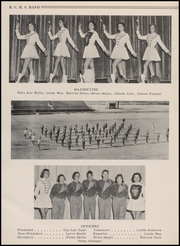Page 98, 1958 Edition, Reagan County High School - Owl Yearbook (Big Lake, TX) online yearbook collection