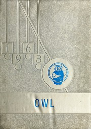 1963 Edition, Reagan County High School - Owl Yearbook (Big Lake, TX)