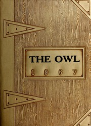 1967 Edition, Reagan County High School - Owl Yearbook (Big Lake, TX)