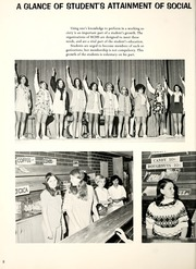 Page 12, 1970 Edition, Reagan County High School - Owl Yearbook (Big Lake, TX) online yearbook collection