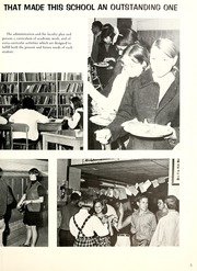 Page 9, 1970 Edition, Reagan County High School - Owl Yearbook (Big Lake, TX) online yearbook collection