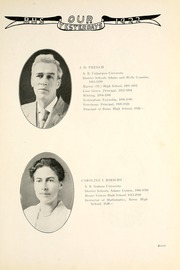 Page 15, 1922 Edition, Berne French Township High School - Our Yesterdays Yearbook (Berne, IN) online yearbook collection