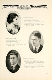 Page 17, 1922 Edition, Berne French Township High School - Our Yesterdays Yearbook (Berne, IN) online yearbook collection