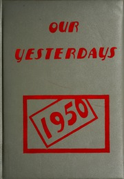 Page 1, 1950 Edition, Berne French Township High School - Our Yesterdays Yearbook (Berne, IN) online yearbook collection