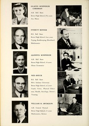 Page 12, 1950 Edition, Berne French Township High School - Our Yesterdays Yearbook (Berne, IN) online yearbook collection