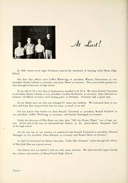 Page 16, 1950 Edition, Berne French Township High School - Our Yesterdays Yearbook (Berne, IN) online yearbook collection