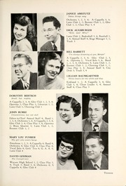 Page 17, 1950 Edition, Berne French Township High School - Our Yesterdays Yearbook (Berne, IN) online yearbook collection