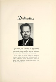Page 7, 1950 Edition, Berne French Township High School - Our Yesterdays Yearbook (Berne, IN) online yearbook collection