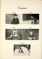 Page 8, 1950 Edition, Berne French Township High School - Our Yesterdays Yearbook (Berne, IN) online yearbook collection