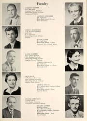 Page 11, 1956 Edition, Berne French Township High School - Our Yesterdays Yearbook (Berne, IN) online yearbook collection