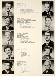Page 12, 1956 Edition, Berne French Township High School - Our Yesterdays Yearbook (Berne, IN) online yearbook collection