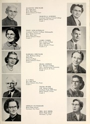 Page 13, 1956 Edition, Berne French Township High School - Our Yesterdays Yearbook (Berne, IN) online yearbook collection