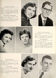 Page 17, 1956 Edition, Berne French Township High School - Our Yesterdays Yearbook (Berne, IN) online yearbook collection