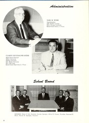 Page 12, 1961 Edition, Berne French Township High School - Our Yesterdays Yearbook (Berne, IN) online yearbook collection