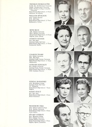 Page 13, 1961 Edition, Berne French Township High School - Our Yesterdays Yearbook (Berne, IN) online yearbook collection