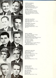 Page 14, 1961 Edition, Berne French Township High School - Our Yesterdays Yearbook (Berne, IN) online yearbook collection