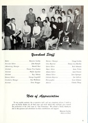 Page 9, 1961 Edition, Berne French Township High School - Our Yesterdays Yearbook (Berne, IN) online yearbook collection