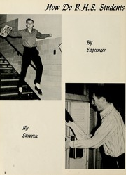Page 12, 1965 Edition, Berne French Township High School - Our Yesterdays Yearbook (Berne, IN) online yearbook collection